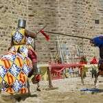 giostra medievali
